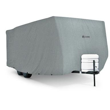 4698a7c8b56 Classic Accessories PolyPro 1 Travel Trailer Cover