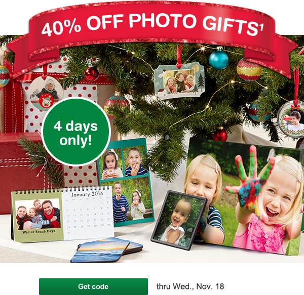 We have 23 Snapfish coupons including promo codes and free shipping deals for December Today's top coupon is a 70% Off coupon code. Print your photos exactly how you want them with custom photo printing from Snapfish.