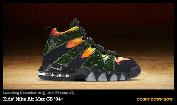newest cad2a 7883e Kids  Nike Air Max CB  94