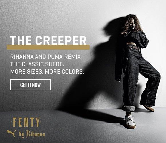 Puma Creepers Rihanna Foot Locker
