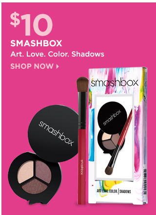 Smashbox | Art. Love. Color. Shadows. $10