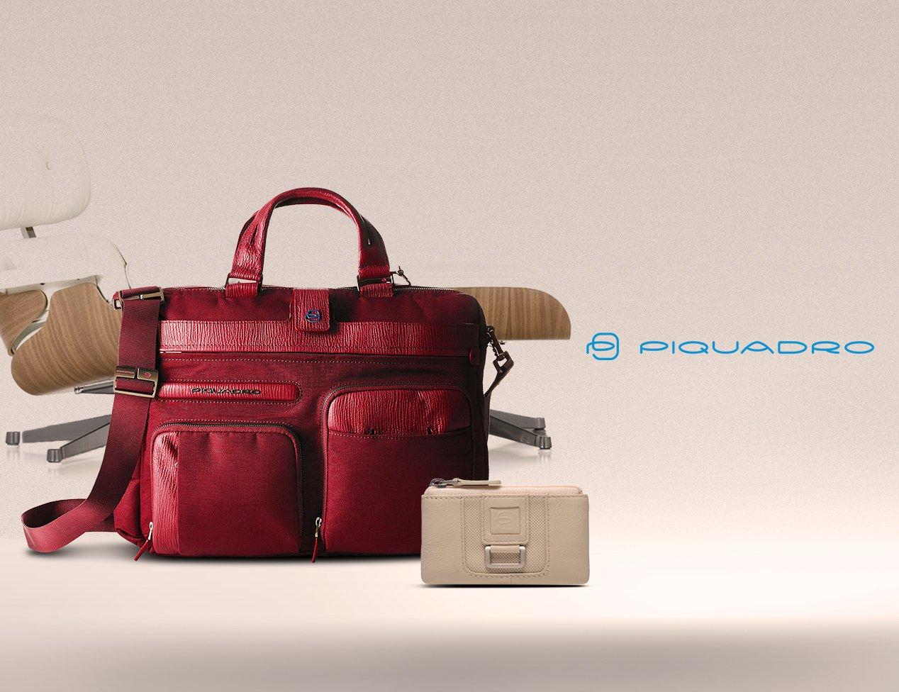 Amazon buy vip piquadro royal red colors nebulus for Piquadro amazon
