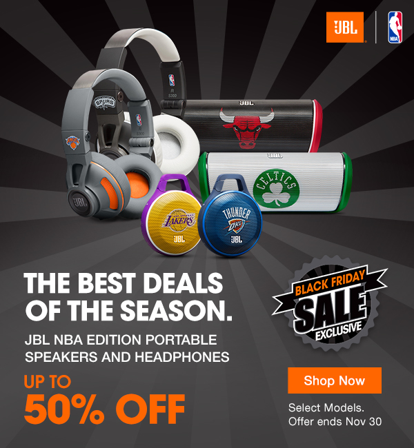 Jbl Black Friday Deals For True Nba Fans More Milled