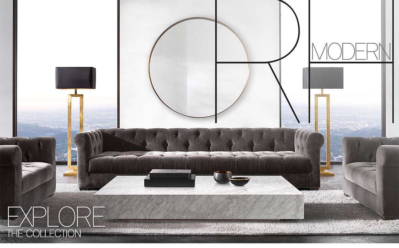 Restoration Hardware: RH Modern. Save $100 on Every $500 Including ...