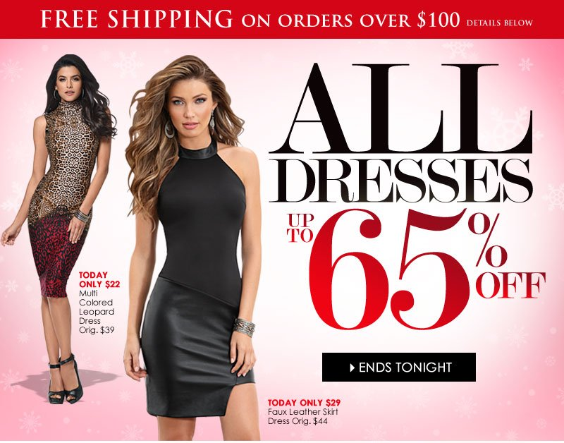 Venus Dresses On Sale