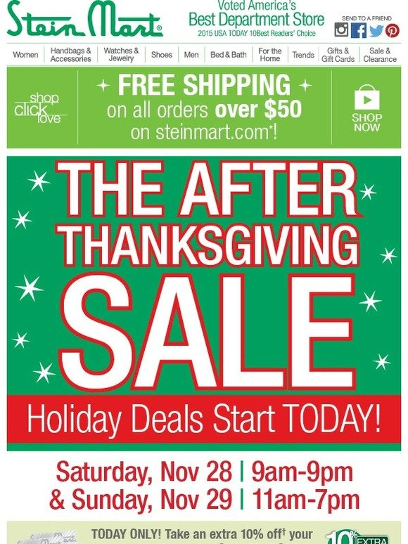 image about Stein Mart Printable Coupon named Stein mart printable coupon november 2018 - Erics