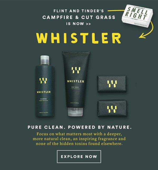 Check out Whistler