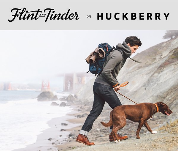 Flint and Tinder on Huckberry