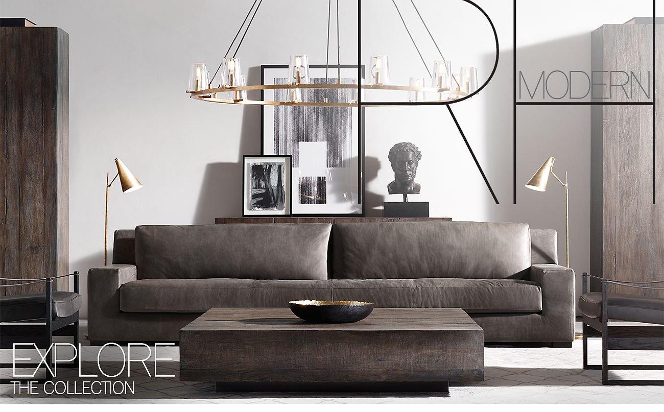 restoration hardware rh modern 2 days left to save 100. Black Bedroom Furniture Sets. Home Design Ideas