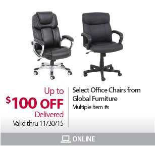 Global Funiture Office Chairs ...