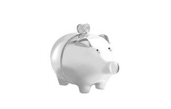 Vera Wang Wedgwood Piggy Bank
