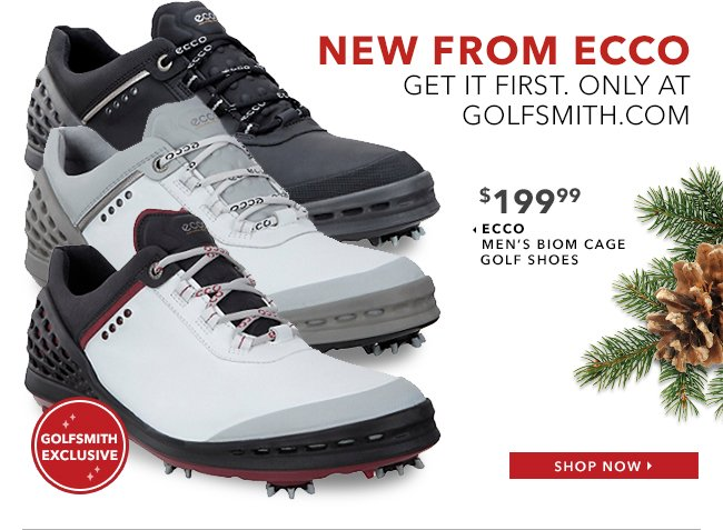 Golfsmith: NEW Shoes From ECCO \u0026 Nike