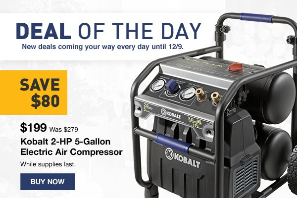 deal of the day new deals coming your way every day until 129