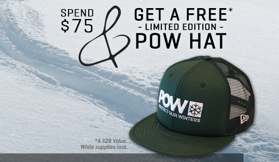 SmartWool  Get your free POW hat before they re gone  0590fc89421