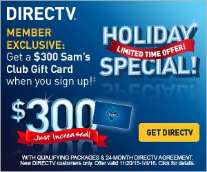 Sam's Club: Day 4: Home gifts are here (but not for long!)   Milled