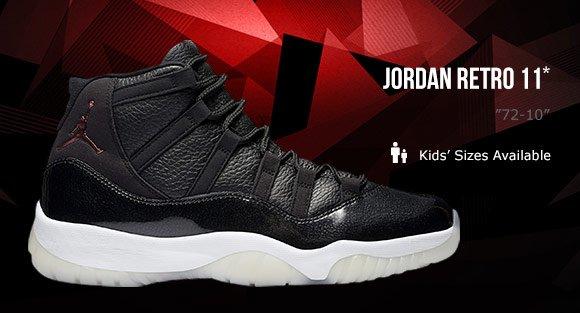 0a857d5b2f7d Foot Locker  Releasing tomorrow  Jordan Retro 11