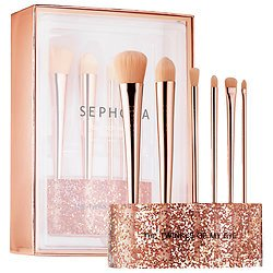 SEPHORA COLLECTION - Glitter Happy Brush Set