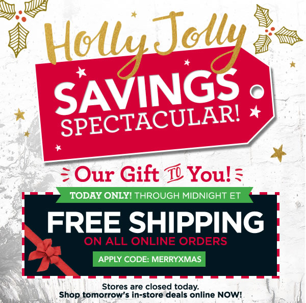 jo ann fabric and craft store merry christmas free