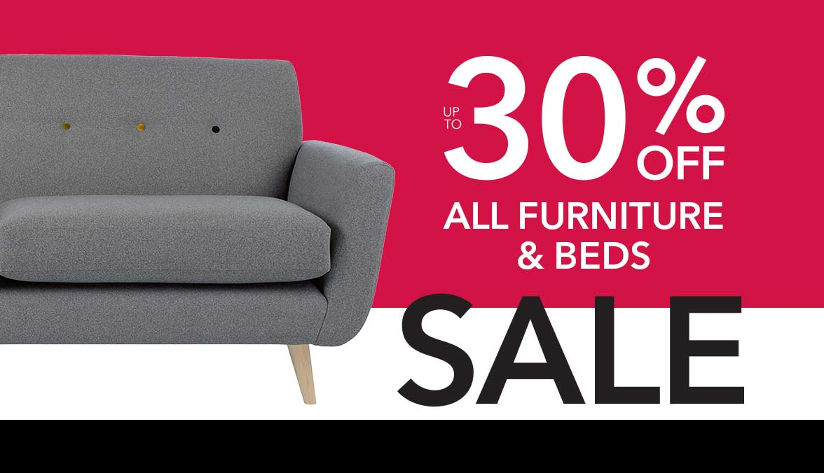 Debenhams Ireland Up To 30 Off All Furniture Beds Milled