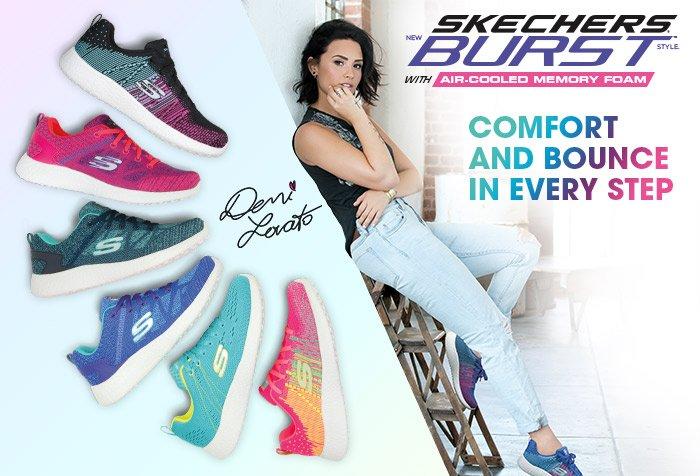 skechers latest styles