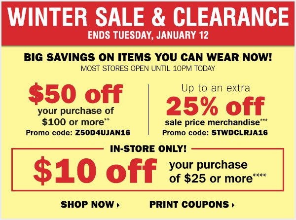 Herbergers printable coupons $50 off $100