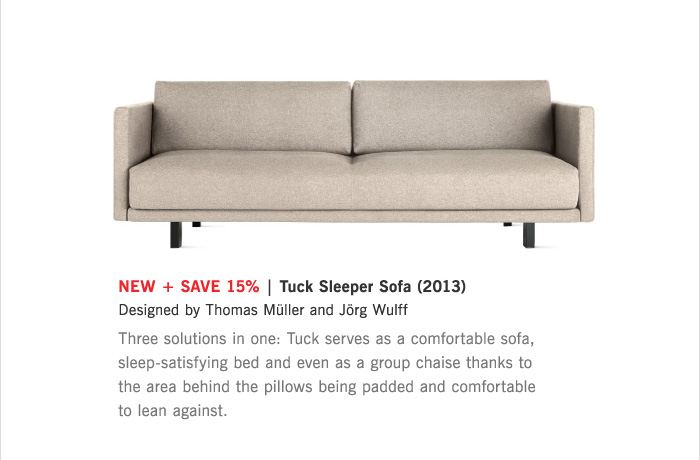 Design Within Reach 11 solutions for hybrid spaces – Dwr Sleeper Sofa