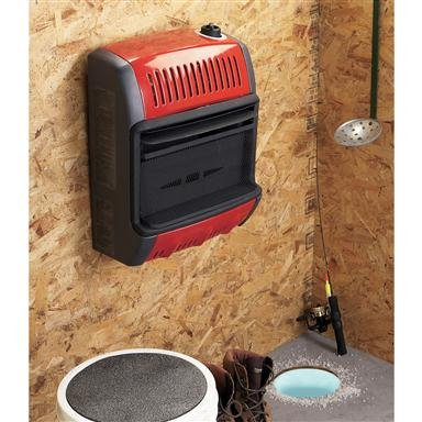 The sportsman 39 s guide 48 hour trending now sale milled for Fish house heater