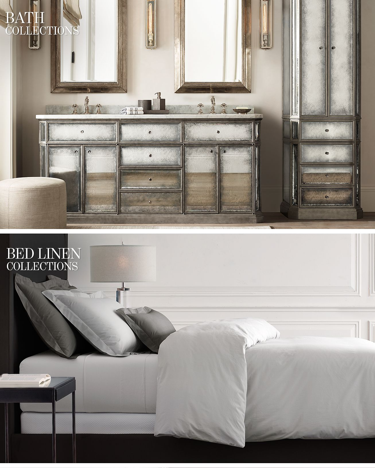Restoration Hardware Sale: Restoration Hardware: Annual Bed & Bath Event Starts Today