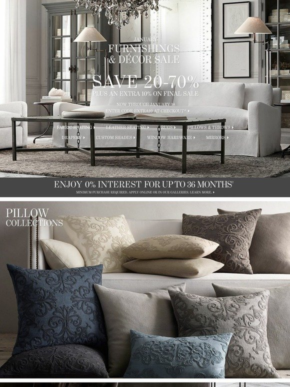 Restoration hardware baby and child coupon code 2018
