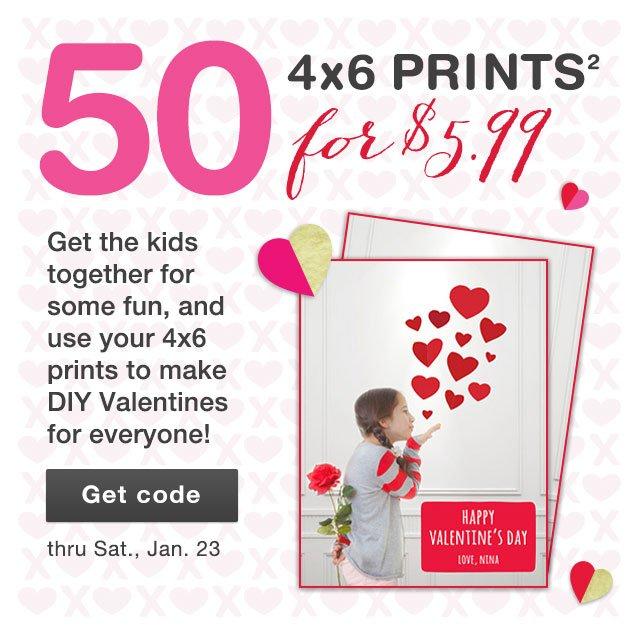 Walgreens photo coupon code 4x6 prints
