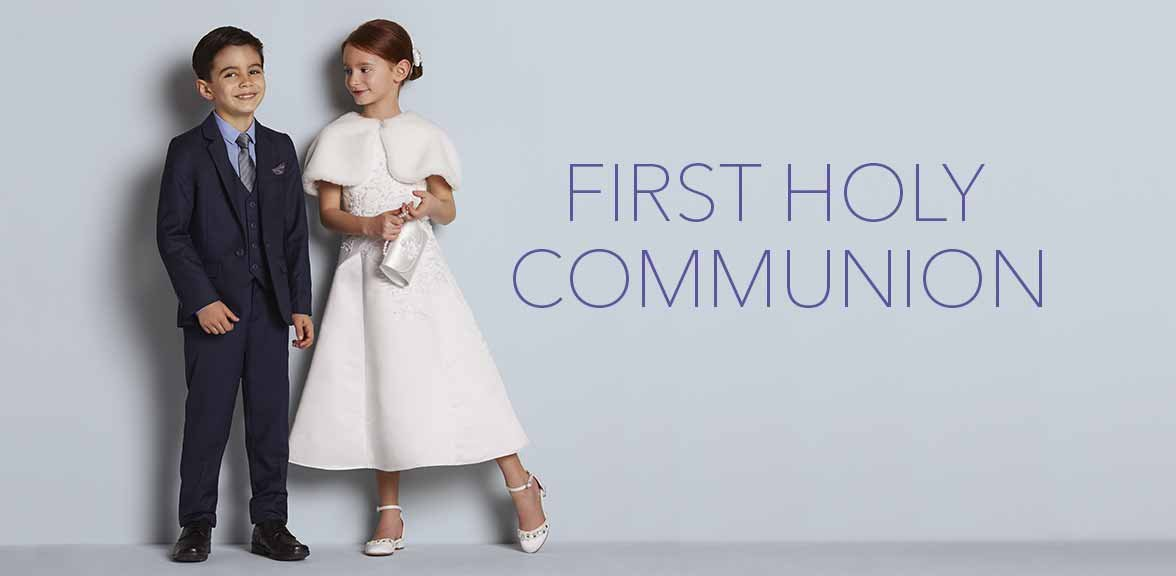 Debenhams Ireland: Celebrate their First Holy Communion with the ...