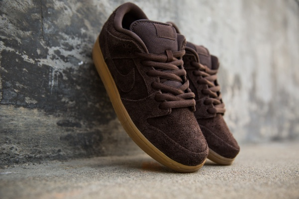 Nike Sb Dunk Low Premium 'Sasquatch'