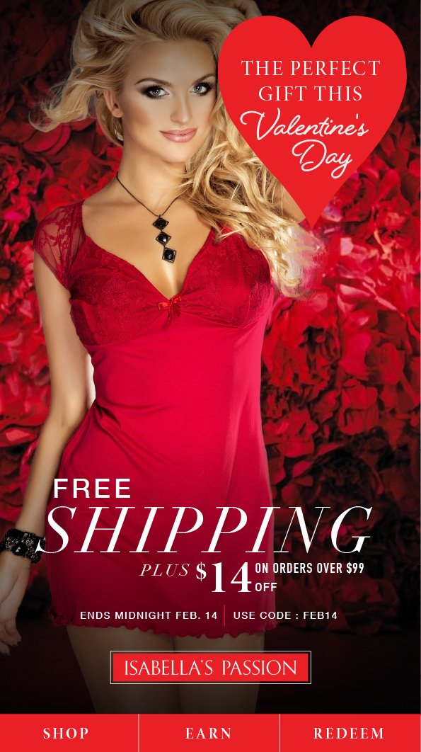 isabellas passion exclusively for you sexy delivered free shipping milled - Isabella Valentine Free