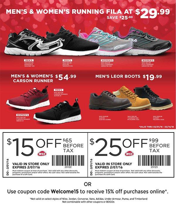 wss shoe warehouse coupons cheap online