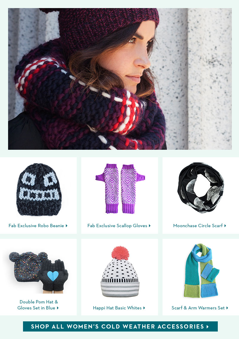 Fab.com: Unconventional Valentine\'s Day gifts + our coziest cold ...