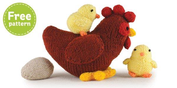 Hobbycraft Chicken Knittin Milled
