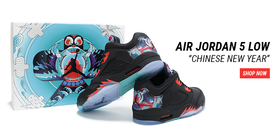 reputable site 7d1fa 748cc Flight Club New York: Step into the New Year: Air Jordan 5 ...