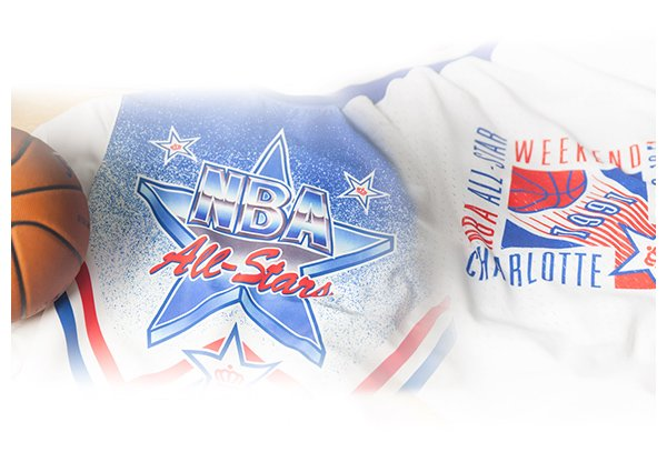 Mitchell   Ness  1991 NBA All-Star Warm Up Jacket and Shorts from ... 072e0b88f