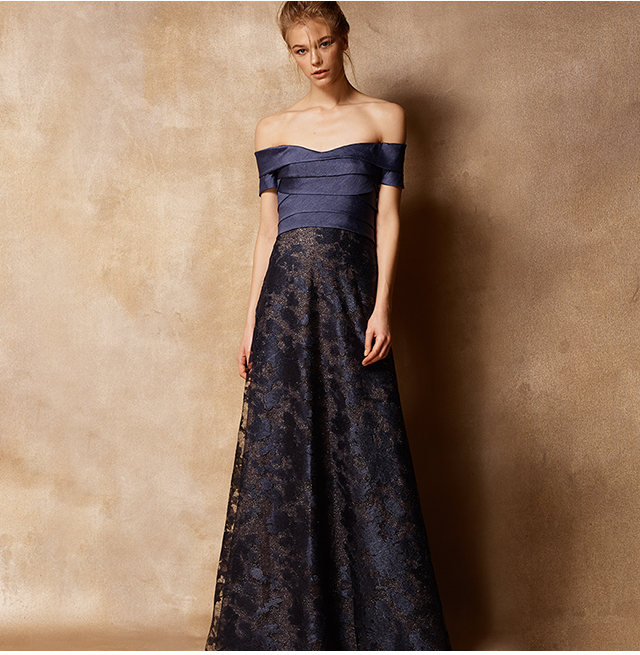 Saks Fifth Avenue: Haute Evening Dresses Featuring RENE RUIZ | Milled