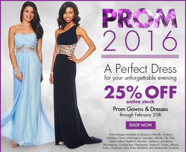 Boscov's Prom Dresses