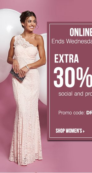 02d700c8ca7 Younkers  Grab your dancing shoes  30% off select online dresses ...