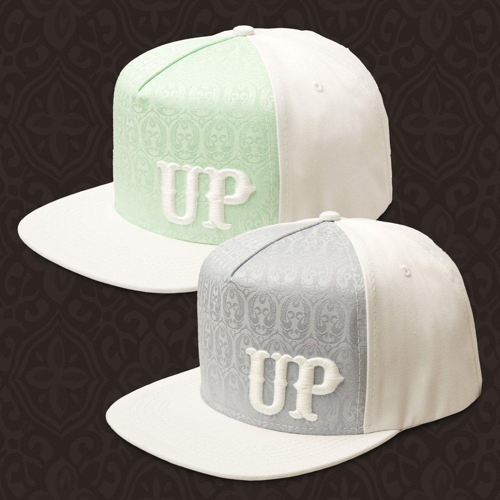 Morroco, Hat, Headwear, Snapback, Cap, White, Upper Playground, San Francisco