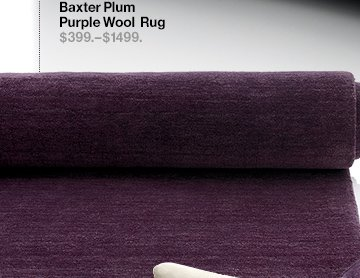Crate And Barrel The Trend Report Amethyst Inspired