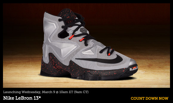 lowest price d679a e9899 Footaction   Kids  Retro 4 and LeBron 13 - Own IT 3.9!   Milled