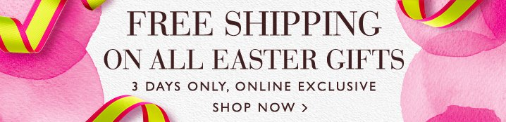 Godiva starts now free shipping on all easter gifts milled negle Choice Image