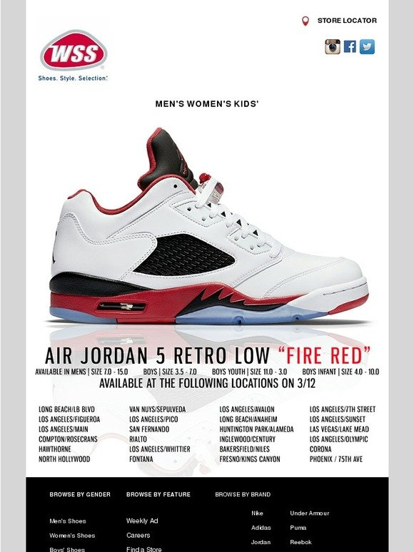 cced378be13260 Plated  Jordan 5 Retro Low - FIRE RED