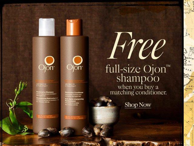 Ojon Buy One Get One Free