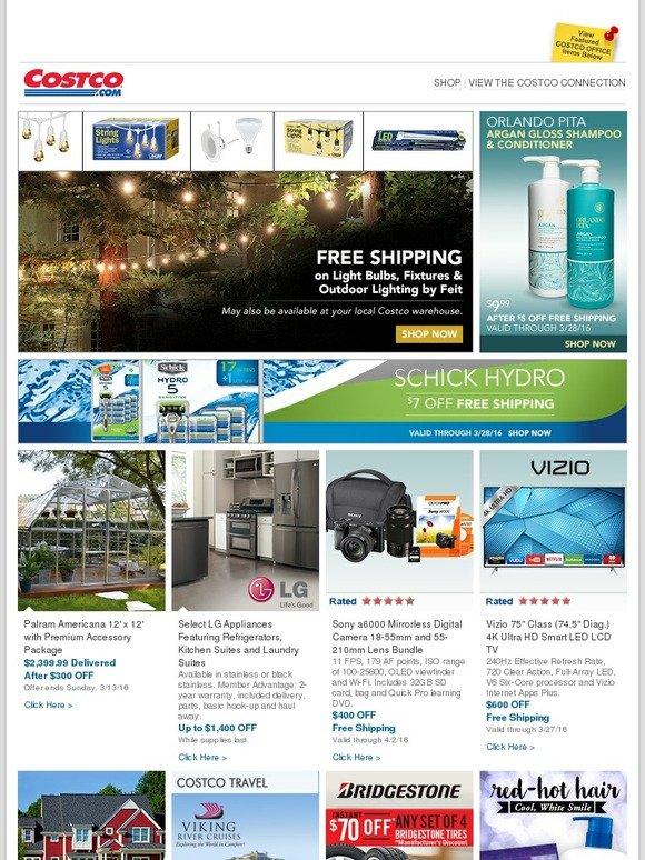 Costco Feit Led Patio Lights: Costo: Free Shipping On Feit Lighting