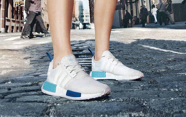 adidas nmd blanche zalando
