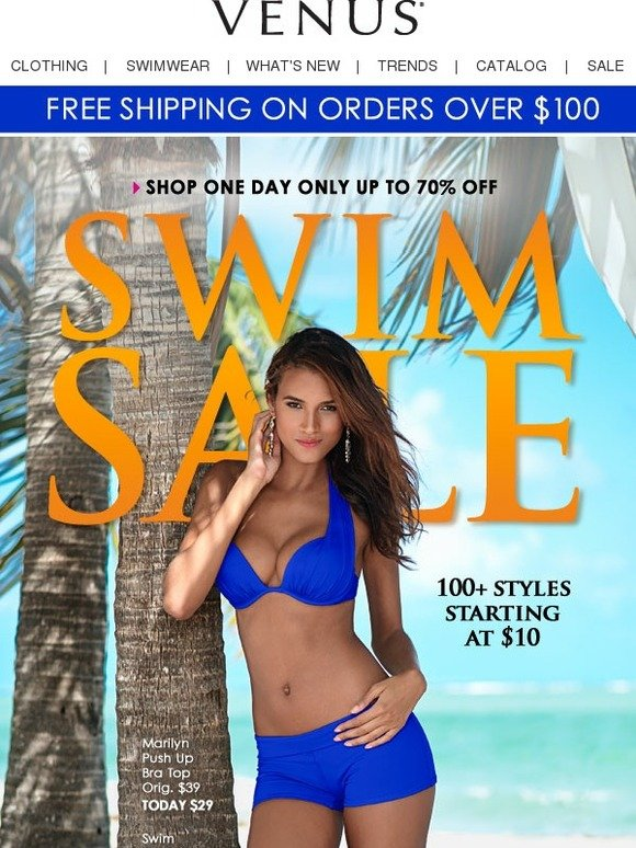 4d9117cbc616f VENUS  FINAL DAY! Swim Sale - Starting at  10